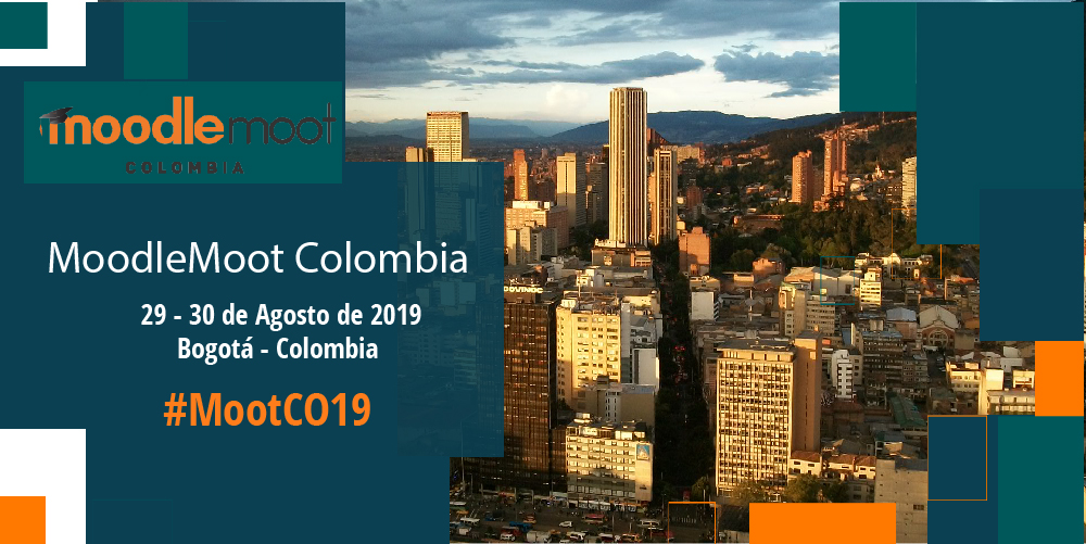 MoodleMoot Colombia 2019 / @ Colombia