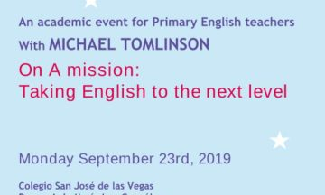 On A mission: Taking English to the next level / @ Colombia