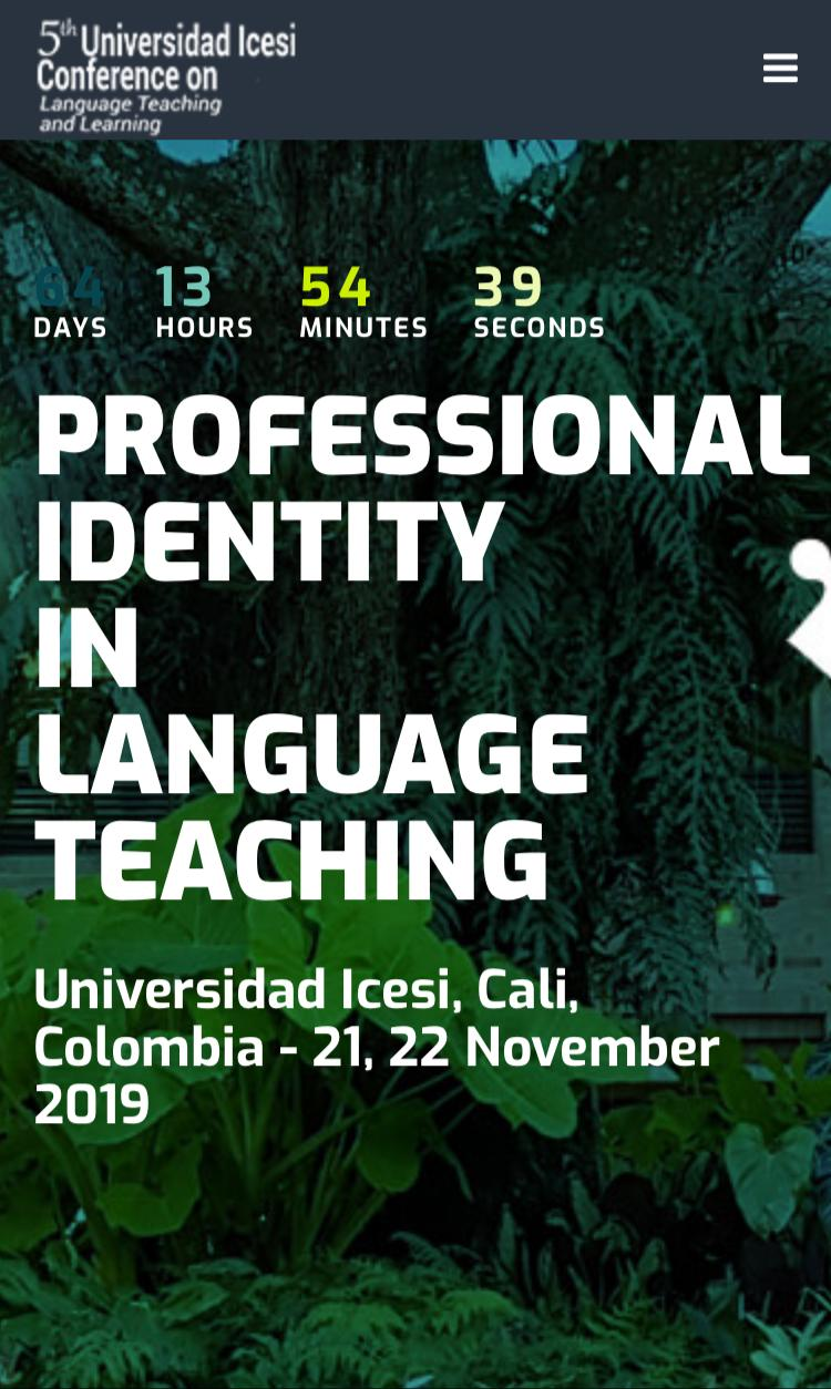 Professional Identity in Language Teaching / @ Colombia