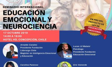 Seminario Internacional Educación Emocional y Neurociencias / @ Chile